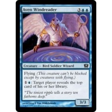 Aven Windreader (9th Edition)