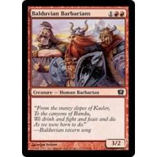 Balduvian Barbarians (9th Edition)