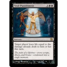 Final Punishment (9th Edition)