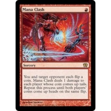Mana Clash (9th Edition)