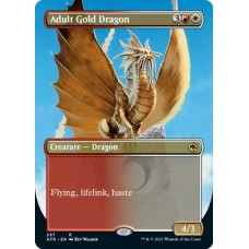 Adult Gold Dragon v2 (Adventures in the Forgotten Realms)