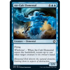 Air-Cult Elemental (Adventures in the Forgotten Realms)