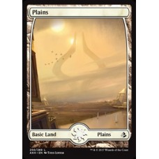 Plains - Full Art (Amonkhet)
