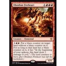 Obsidian Fireheart (Archenemy Nicol Bolas)