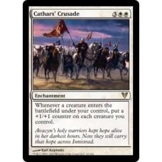 Cathars' Crusade (Avacyn Restored)