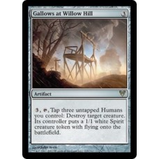 Gallows at Willow Hill (Avacyn Restored)