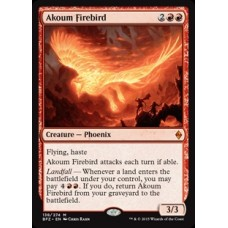 Akoum Firebird (Battle for Zendikar)