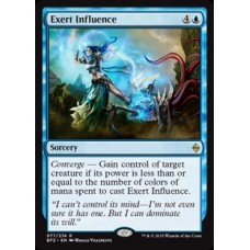 Exert Influence (Battle for Zendikar)