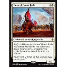 Hero of Goma Fada (Battle for Zendikar)