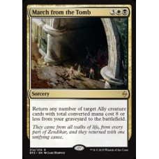 March from the Tomb (Battle for Zendikar)