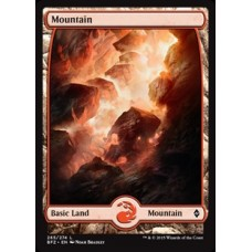Mountain- Full Art v. 3 (Battle for Zendikar)
