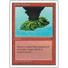 Active Volcano (Chronicles)