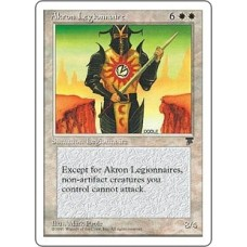 Akron Legionnaire (Chronicles)