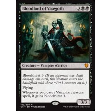 Bloodlord of Vaasgoth (Commander 2017)