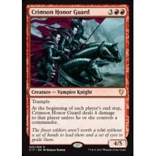 Crimson Honor Guard (Commander 2017)