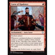 Curse of Opulence (Commander 2017)