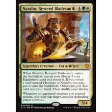 Nazahn, Revered Bladesmith (Commander 2017)