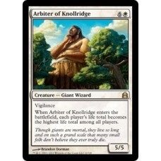 Arbiter of Knollridge (Commander)