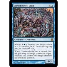 Chromeshell Crab (Commander)