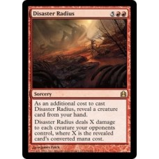 Disaster Radius (Commander)