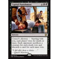 Capital Punishment (Conspiracy Take the Crown)