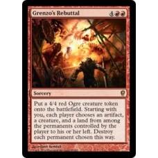 Grenzo's Rebuttal (Conspiracy)