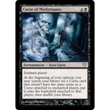 Curse of Misfortunes (Dark Ascension)