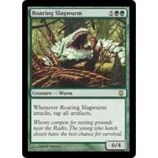Roaring Slagwurm (Darksteel)