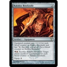Rakdos Riteknife (Dissension)