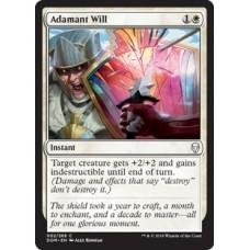 Adamant Will (Dominaria)