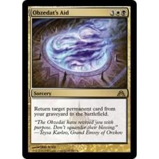 Obzedat's Aid (Dragon's Maze)