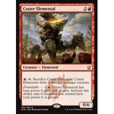 Crater Elemental (Dragons of Tarkir)