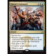 Ojutai's Command (Dragons of Tarkir)