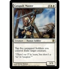 Catapult Master (Duel Decks Elspeth vs Tezzeret)