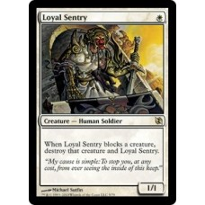 Loyal Sentry (Duel Decks Elspeth vs Tezzeret)