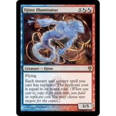 Djinn Illuminatus (Duel Decks Izzet vs Golgari)
