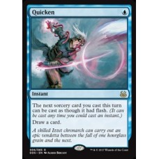 Quicken (Duel Decks Mind vs Might)