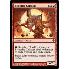 Bloodfire Colossus (Duel Decks Venser vs Koth)