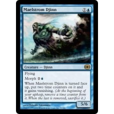 Maelstrom Djinn (Future Sight)