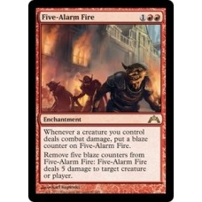 Five-Alarm Fire (Gatecrash)