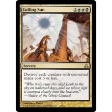 Culling Sun (Guildpact)