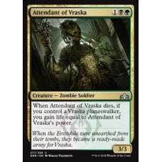Attendant of Vraska (Guilds of Ravnica)