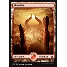 Mountain- Full Art  (Hour of Devastation)