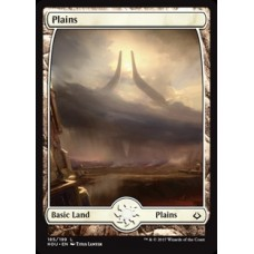 Plains - Full Art (Hour of Devastation)