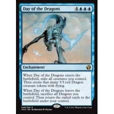 Day of the Dragons (Iconic Masters)