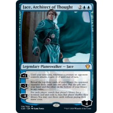 Jace, Architect of Thought (Ikoria Commander)