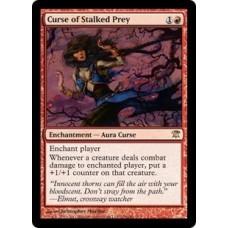 Curse of Stalked Prey (Innistrad)