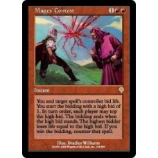 Mages' Contest (Invasion)