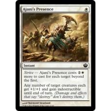Ajani's Presence (Journey into Nyx)