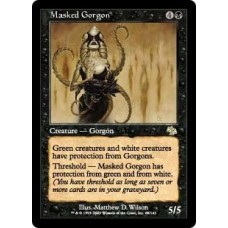 Masked Gorgon (Judgment)